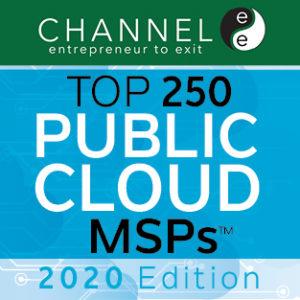 Top250 Public Cloud MSPs 2020