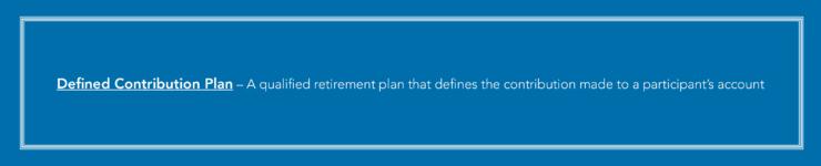 Warren Averett Definined Contribution Plan definition image