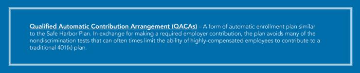 Warren Averett Qualified Automatic Contribution Arrangement definition image
