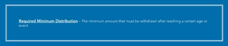 Warren Averett Required Minimum Distributions definition image
