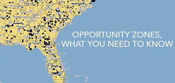 Opportunity Zones Warren Averett Image