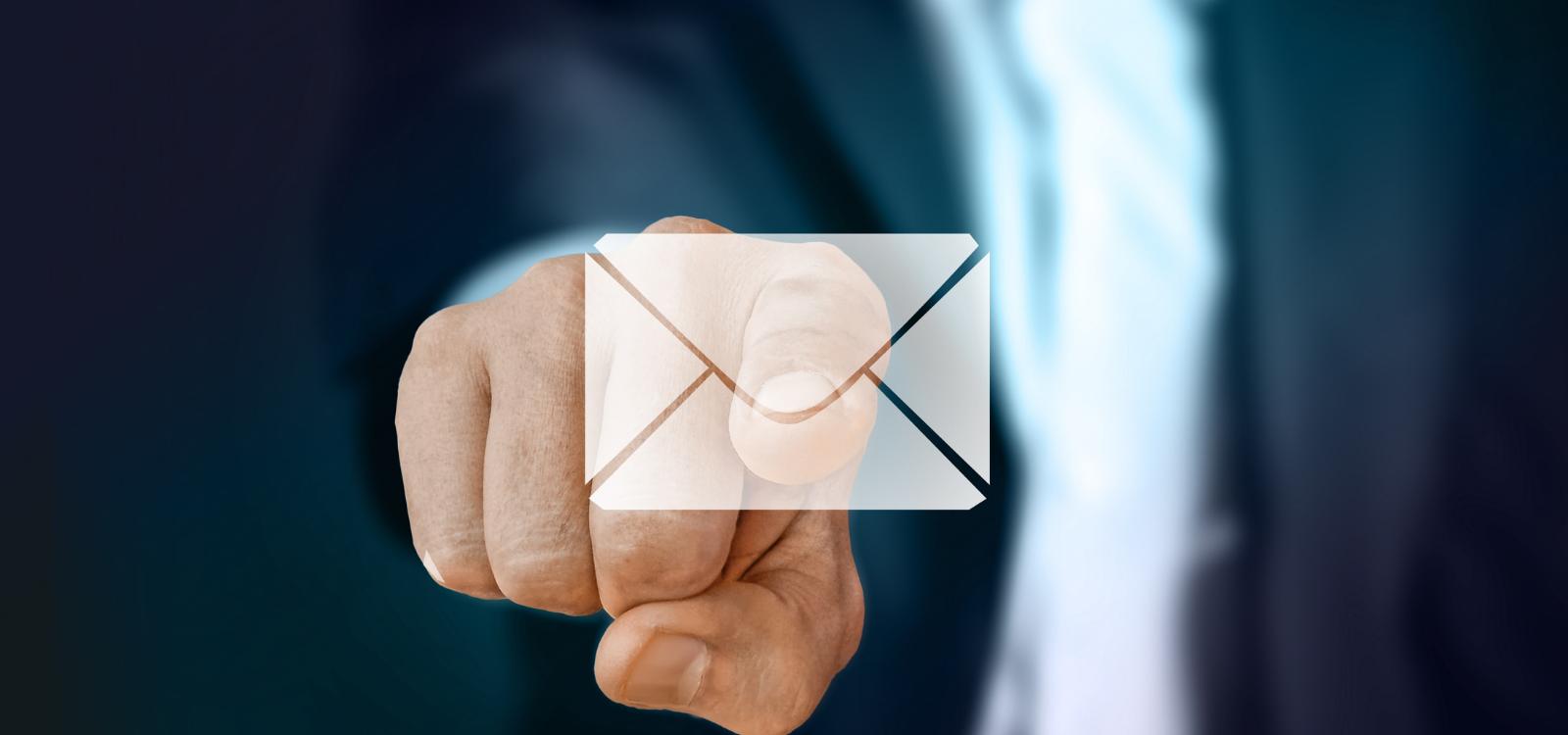 Warren Averett email retention image