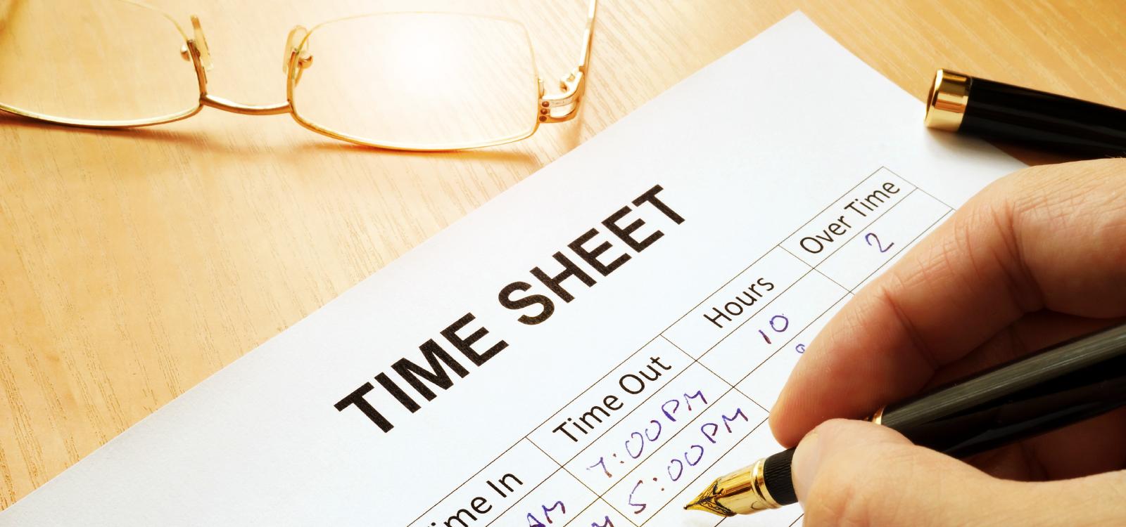 Warren Averett DCAA Timesheet Compliance Image