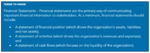 Warren Averett financial best practices for nonprofits image